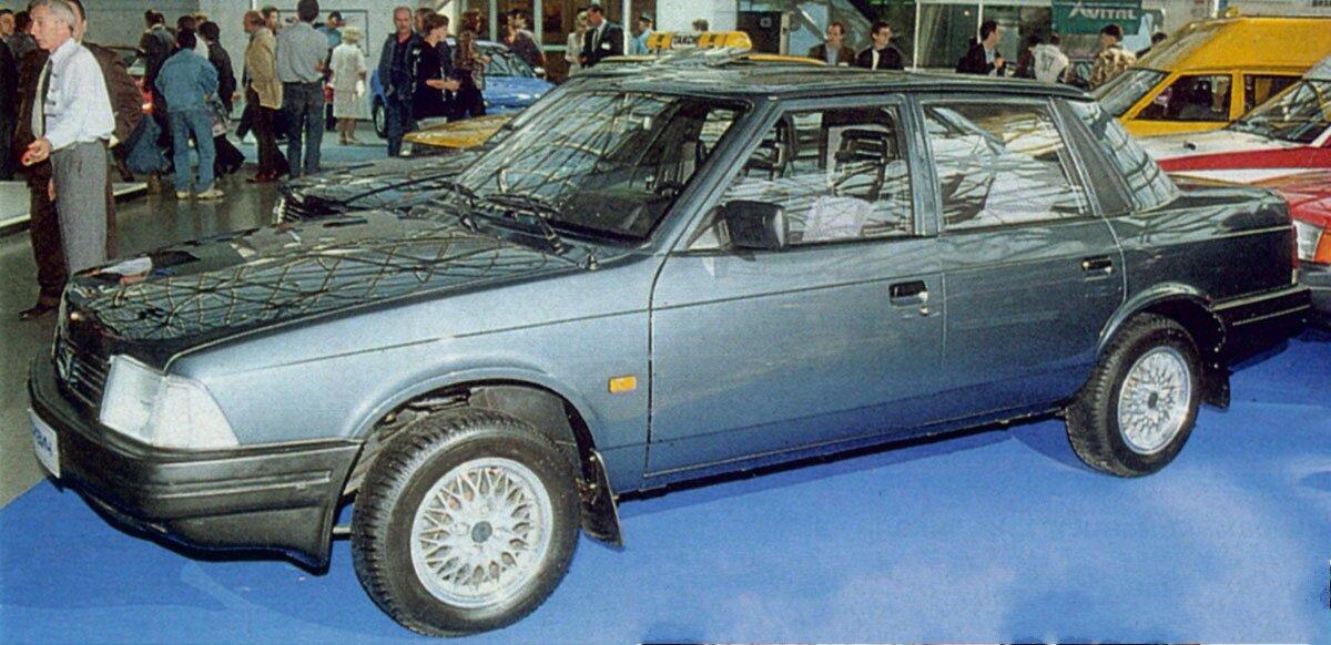 Москвич-2142 образца 1996 г.