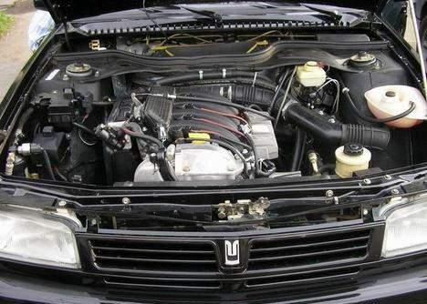 Двигатель F4R от Renault