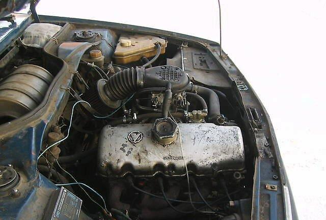 Двигатель УЗАМ-3318